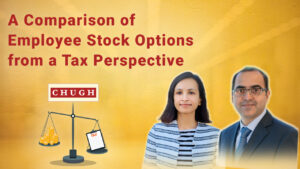 A Comparison of Employee Stock Options from a Tax Perspective